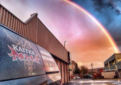 great van image Kaiten mma VAN RAINBOWS